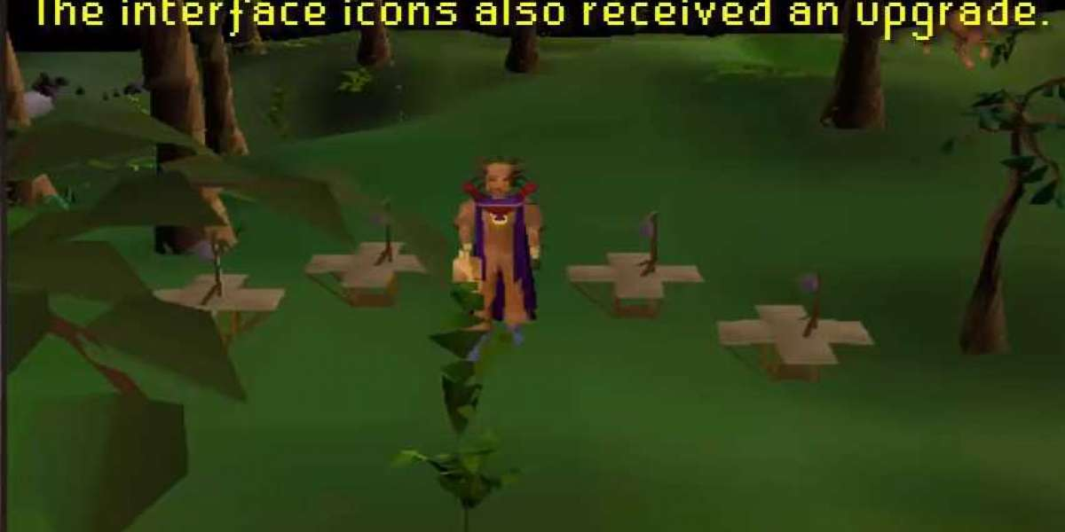 Memory of when You Started Playing Runescape