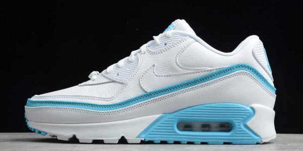 UNDFTD x Air Max 90 has been released! The heel is super eye-catching!