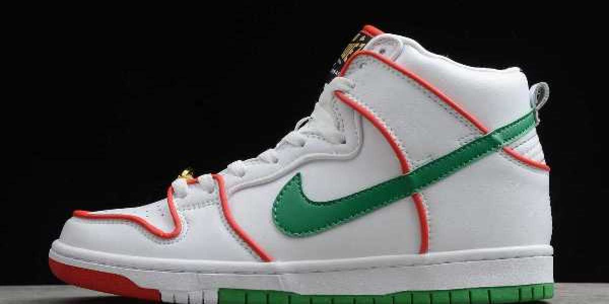 "Paul Rodriguez x Nike SB Dunk High ""Mexican Boxing"" 2020 CT6680-100 For Sale Online"