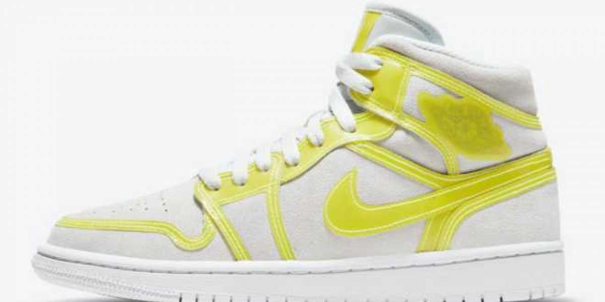 2021 Air Jordan 1 Mid SE Cider to release on August 17th
